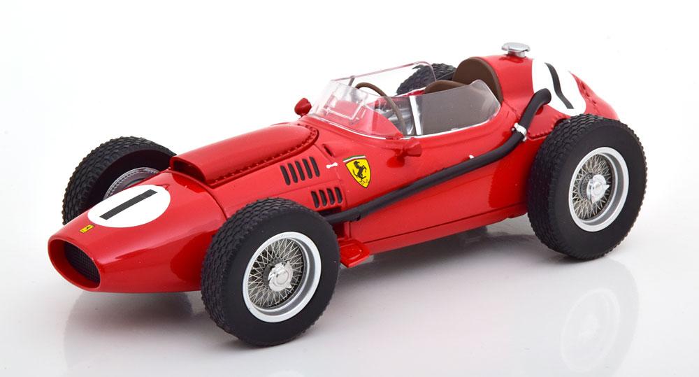 CMR 1/18 ミニカー レジン プロポーションモデルF 1958年英国GP フェラーリ F1 Dino 246 No.1 ERRARI - F1 DINO 246 N 1 WINNER BRITISH GP 1958 PETER COLLINS 1:18 CMR