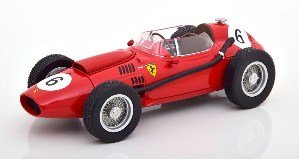 CMR 1/18 ミニカー レジン プロポーションモデル 1958年モナコGP World Champion フェラーリ Dino 246 No.6Mike Hawthorn Ferrari Dino 246 #6 2nd Morocco GP World Champion F1 1958 1:18 CMR
