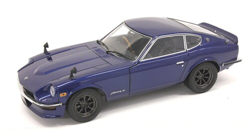 Kyosho 京商 1/18 ミニカー ダイキャストモデル 1969年モデル 日産 フェアレディ Z-L S301969 Nissan Fairlady Z-L S30 1:18 Kyosho