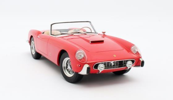 Matrix 1/18 ミニカー レジン プロポーションモデル 1957年モデル フェラーリ 250GT Cabriolet Series 1Ferrari 250GT Cabriolet Series 1 1957 1:18 Matrix
