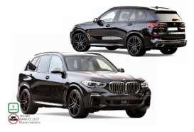 Norev ノレヴ 1/18 ミニカー ダイキャストモデル 2019年モデル BMW X5 G05 ブラックサファイアメタリック2019 BMW X5 (G05) black metallic 1:18 Norev