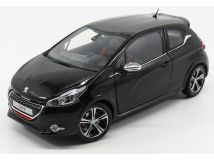 Norev ノレヴ 1:18 2013年モデル プジョー 208 GTi ブラックPEUGEOT - 208 GTi 2013 1/18 by Norev