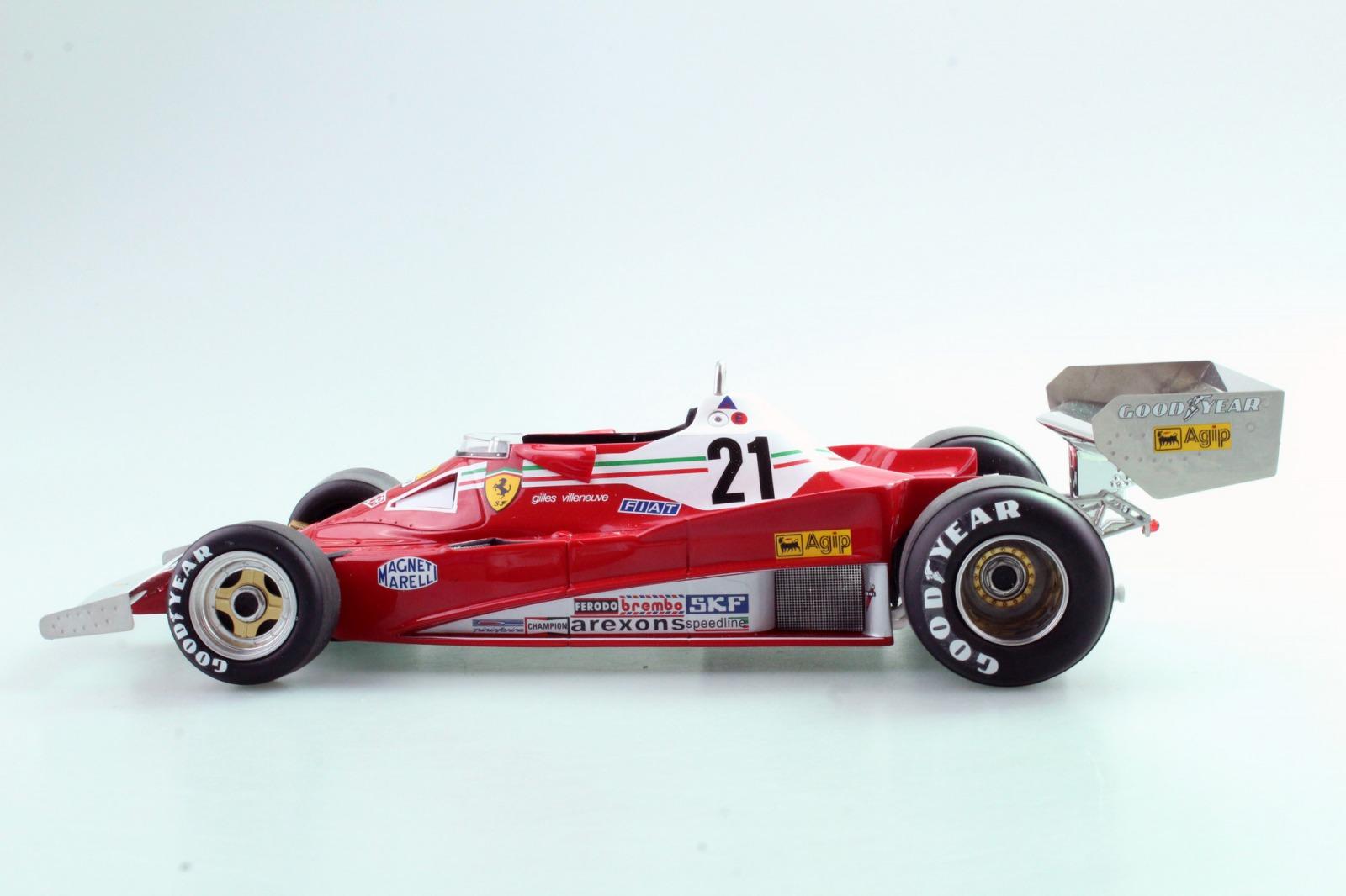 villeneuve T2 1977 Et G Jouets Ferrari Canada Gp Collect Jeux 312 ZiOPkuX