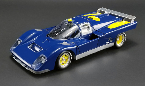 ACME 1:18スケール ダイキャストモデル 1971年モデル フェラーリ 512M Provo Blue ブルーFerrari 512M Provo Blue Limited Edition to 512 pieces Worldwide 1/18 Diecast Model Car by Acme