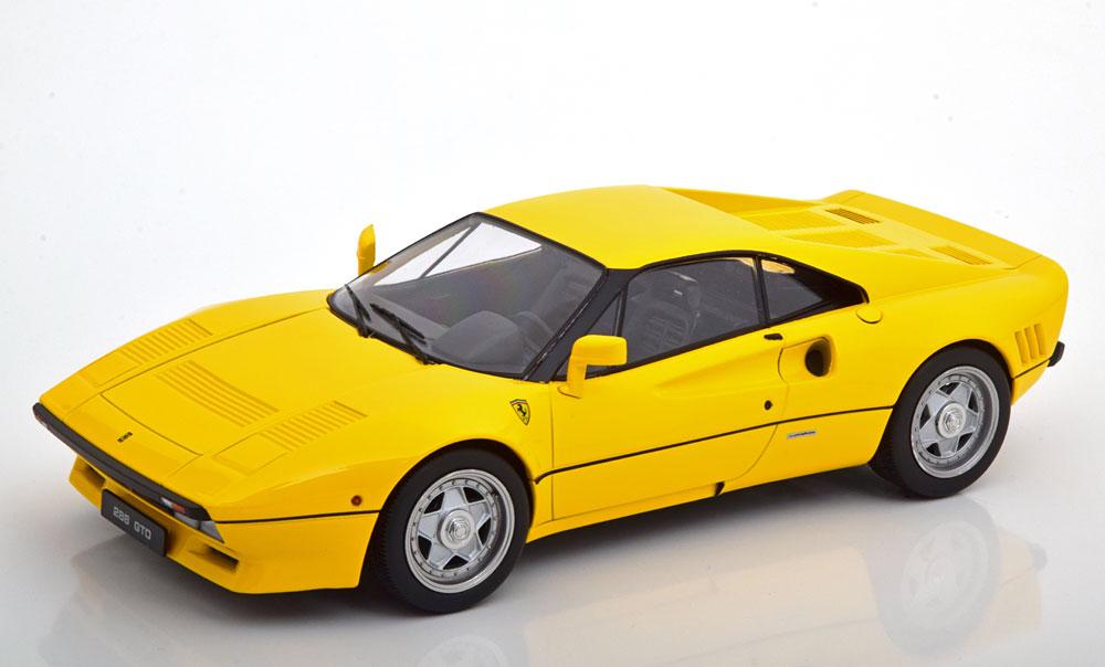 KK Scale 1/18 ミニカー ダイキャストモデル 1984年モデル フェラーリ 288 GTO FERRARI - 288 GTO 1984 1:18 KK Scale