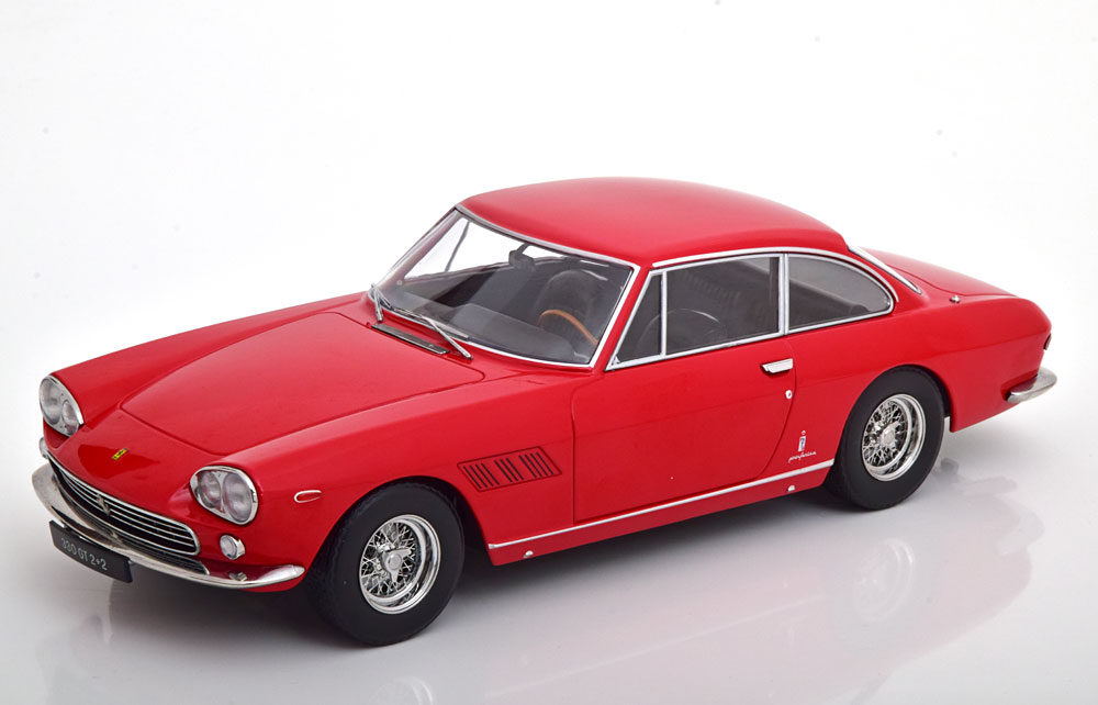 KK Sacle 1/18 ミニカー ダイキャストモデル 1964年モデル フェラーリ 330 GT 2+2 FERRARI - 330 GT 2+2 1964 1:18 KK Sacle