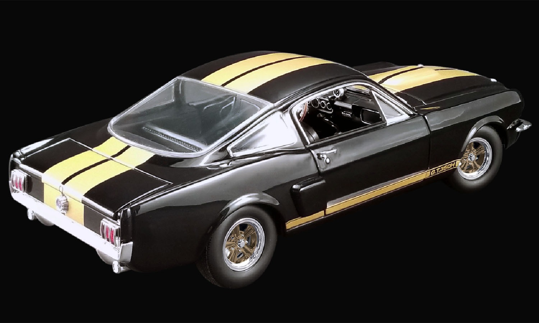 ACME 1 18 1966年モデル シェルビー マスタング GT350H ブラック1966 Shelby GT350H 1 1Nn80PXZwOk