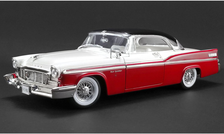 ACME 1:18スケール ダイキャストモデル 1956年モデル クライスラー ニューヨーカー セントレジス1956 CHRYSLER NEW YORKER ST. REGIS 1/18 by ACME