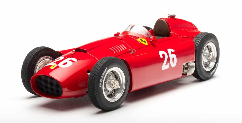 正規品販売! フェラーリ 1956年モデル ダイキャストモデル 1:18 ...