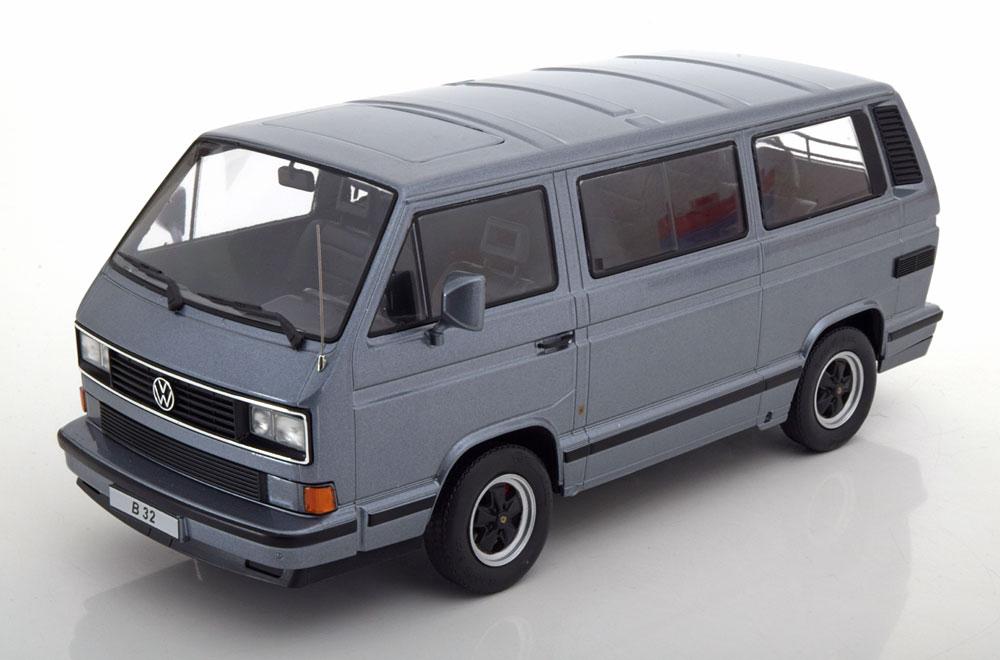 KK Scale 1/18 ミニカー ダイキャストモデル 1984年モデル ポルシェ B32 T3 カレラ ミニバスPORSCHE B32 T3 CARRERA MINIBUS 1984 1:18 KK Scale