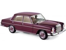 Norev ノレヴ 1:18スケール ダイキャストモデル 1968年モデル メルセデスベンツ S Class S280SE BerlineMERCEDES BENZ - S-CLASS 280SE BERLINE 1968 1/18 by Norev