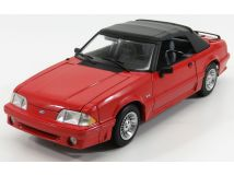 GMP 1/18 198年モデル フォード マスタング 5.0 コンバーティブル レッド1988 Ford Mustang 5.0 Convertible Married with Children (1987-97 TV Series) 1/18 Diecast Model Car by GMP NEW
