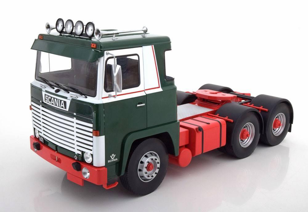 Road Kings 1:18スケール ダイキャストモデル 1976年モデル スカニア LBT 141 ASG1976 Scania LBT 141 ASG 1/18 by Road Kings