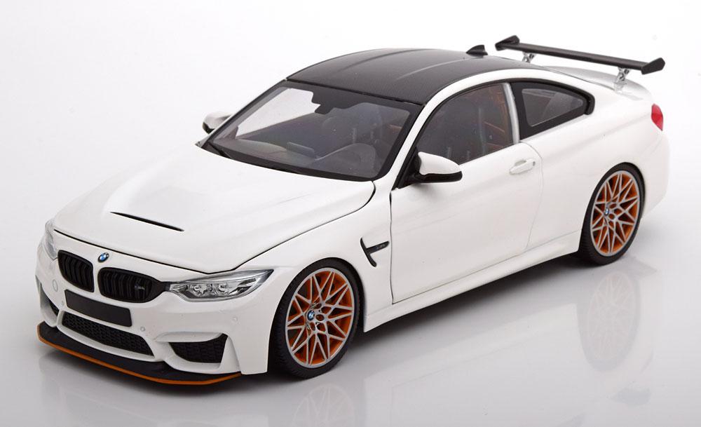Minichamps ミニチャンプス 1/18 ミニカー ダイキャストモデル 2016年モデル BMW M4 GTS 2016 BMW M4 GTS 1:18 Minichamps