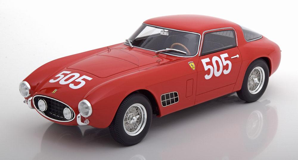 CMR 1/18 ミニカー レジン プロポーションモデル 1956年ミッレミリア フェラーリ 250 GT Berlinetta Competizione No.505Ferrari 250 GT Berlinetta Competizione #505 Class Winner Mille Miglia 1956 1:18 CMR