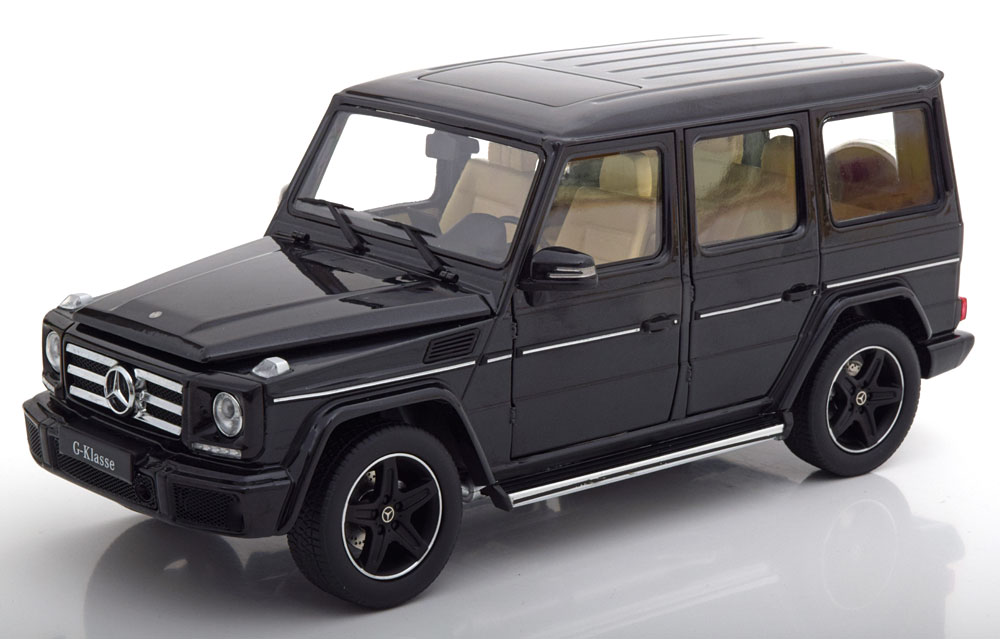 I-Scale 1/18 ミニカー ダイキャストモデル 2015年モデル メルセデスベンツ G Class W463MERCEDES BENZ - G-CLASS W463 2015 1:18 I-Scale