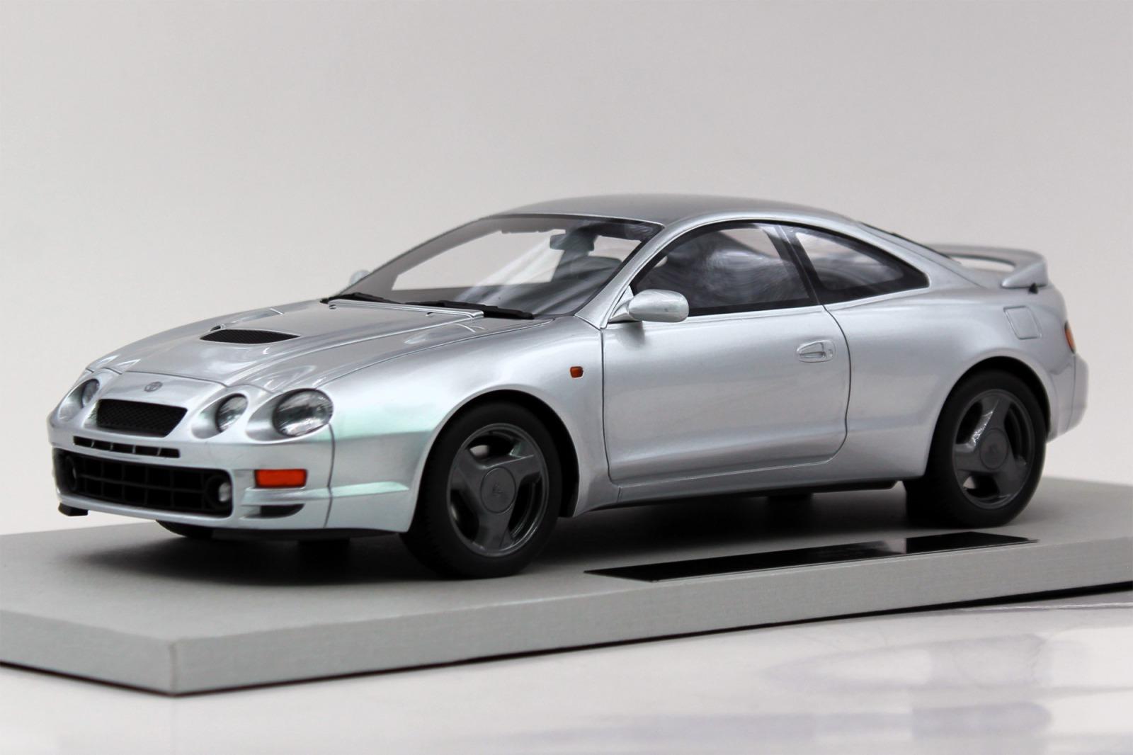 LS Collectibles 1/18 ミニカー レジン プロポーションモデル 1994年モデル トヨタ セリカ GT-Four ST 205 シルバーTOYOTA - CELICA GT-FOUR ST 205 1994 1:18 LS Collectibles