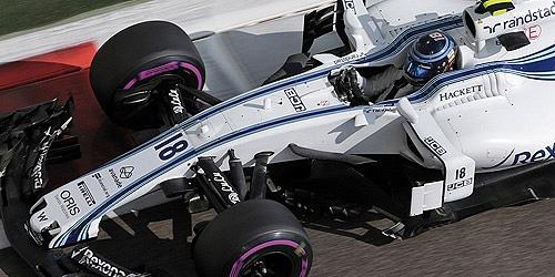 Minichamps ミニチャンプス 1/18 ミニカー レジン・プロポーションモデル 2017年アブダビGP ウィリアムズ F1 FW40 Team martiniWILLIAMS - F1 FW40 TEAM MARTINI RACING ABU DHABI GP 2017