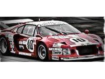 Tecnomodel テクノモデル 1/18 ミニカー レジン プロポーションモデル 1981年シーズン フェラーリ 308 GTB Turbo1981 FERRARI - 308 GTB TURBO 1:18 Tecnomodel