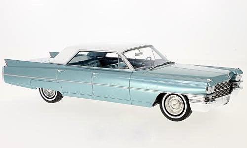 BOS Models 1:18 1963年モデル キャディラック ドゥヴィル グリーンメタリックCadillac Sedan de Ville 1963 1/18 BOS Models NEW