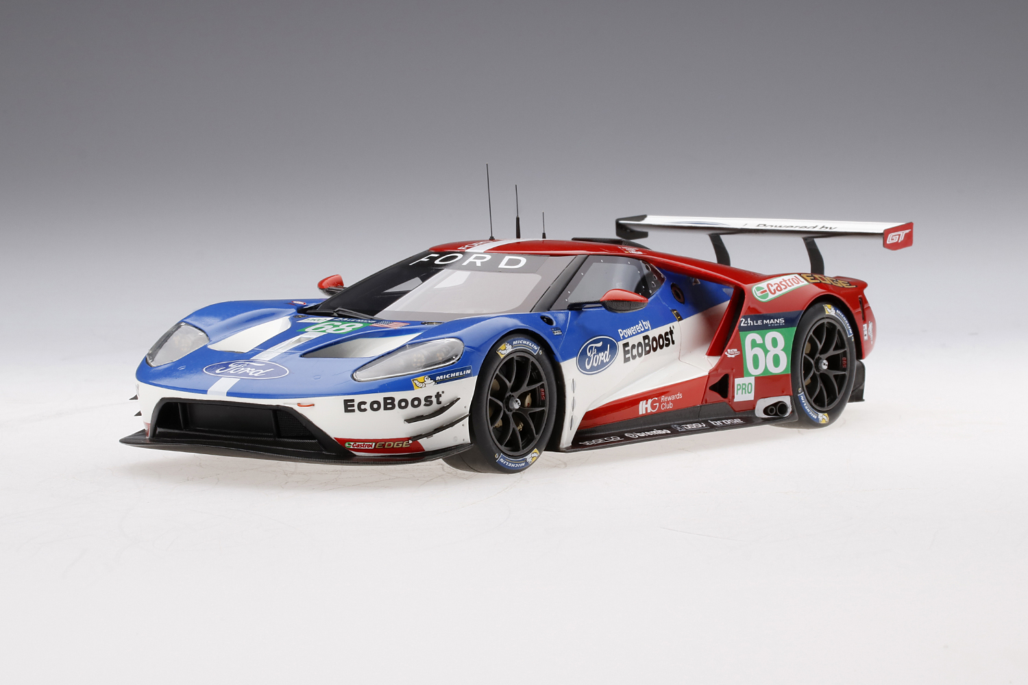 Top Speed   Model Ford Gt Lm Gte Test Car  Ford Gt Lm Gte Test Car   By Top Speed New