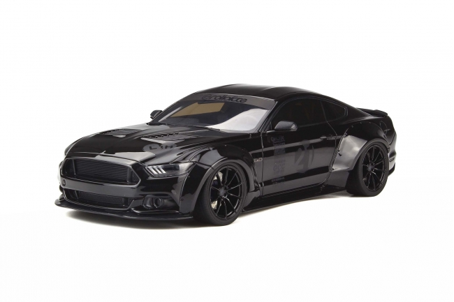 GT Spirit 1:18 2015モデル フォード マスタング TOSHI Lu2015 FORD MUSTANG BY TOSHI 1/18 by GT Spirit NEW