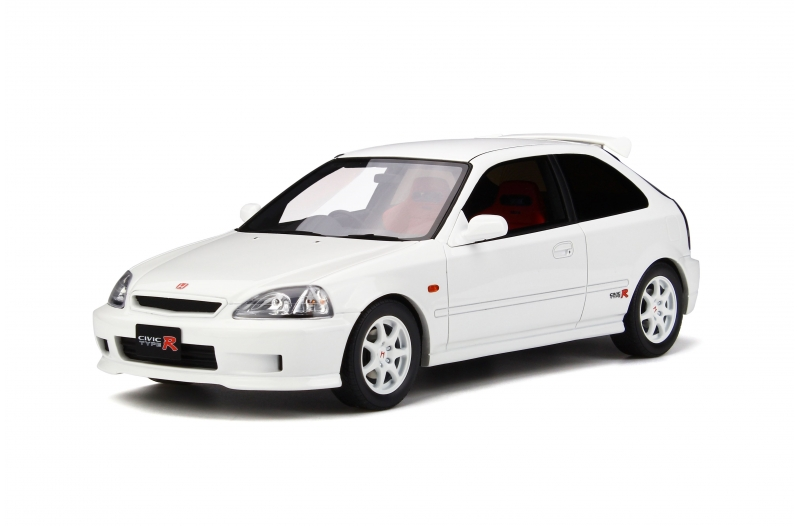 【予約受付中】 OttOmobile R Civic 1:18 1999年モデル ホンダ シビック Type R EK9 1/18 Championship White ホワイト1999 Honda Civic Type R EK9 1/18 Championship White by OttOmobile NEW, Osakaya Ladys Web Connection:49399feb --- fabricadecultura.org.br