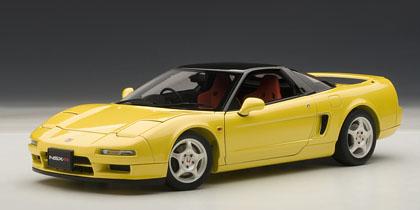 1992年モデル ホンダ NSX タイプR1992 Honda NSX TypeR 1/18 by AUTOart JPN