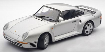 AUTOart 1:18 1986年モデル ポルシェ 9591986 Porsche 959 1/18 by AUTOart
