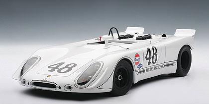 1970年 ポルシェ 908/2 ポルシェ 908/2 1970 Porsche 908/2 1/18 by AUTOart オートアート