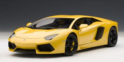 AUTOart オートアート 1:18 2011年モデル ランボルギーニ アヴェンタドール LP700-42011  Lamborghini Aventador LP700-4 1/18 by AUTOart