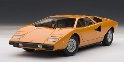 Dtw Corporation 1974 Year Model Lamborghini Countach Lp400 1974