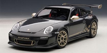 2010年モデル ポルシェ 911 (997) GT3 RS 3.82010 Porsche 911 GT3 RS 3.8 1/18 by AUTOart
