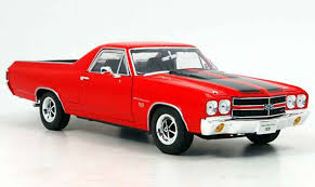 Welly 1:18 1970年モデル シボレー エルカミーノSS 3961970 Chevrolet El Camino SS 3961/18 by Welly USA