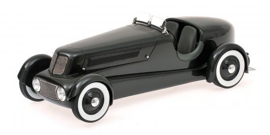 1934年モデル フォード エドセル ロードスター 40 1934 Ford Edsel Roadster Model 40 Special Speedster Pearl Essence 1/18 by Minichamps ミニチャンプス