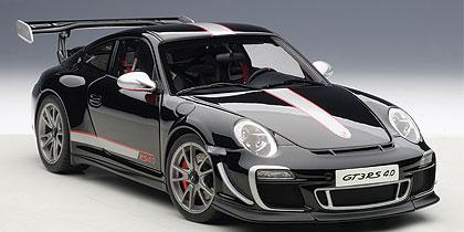 2011年モデル ポルシェ 911 (997) GT3 RS 4.02011 Porsche 911 GT3 RS 4.0 1/18 by AUTOart オートアート
