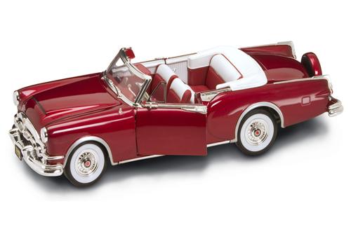 Road Signature 1:18 1953年モデル パッカード キャリビアン コンバーティブル1953 Packard Caribbean