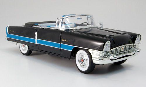 Road Signature 1:18 1955年モデル パッカード キャリビアン コンバーティブル1955 Packard Caribbean