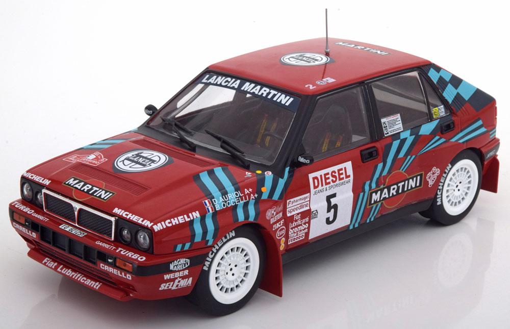 【オンラインショップ】 Triple9 1:18 1/18 1989年サンレモラリー Delta ランチア デルタ HF インテグラーレ 16V 16V NO.51989 Lancia Delta HF Integrale 16V #5 D.Oriol San Remo Rally 1/18 by Triple 9, 一風騎士2号店:ab8b0dca --- clftranspo.dominiotemporario.com