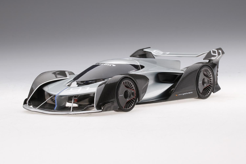 Top Speed トップスピード 1:18 マクラーレン アルティメット ヴィジョン グランツーリスモ ノワールMcLaren Ultimate Vision Gran Turismo