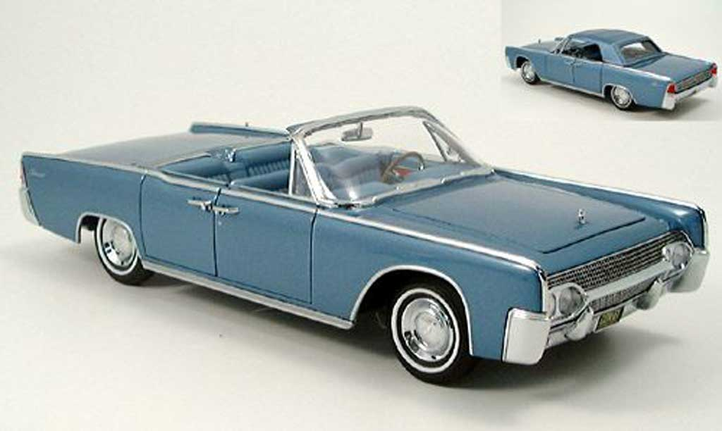 Road Signature 1:18 1961年モデル リンカーン コンティネンタル 1961 Lincoln Continental 1/18 Diecast Model Car by Road Signature