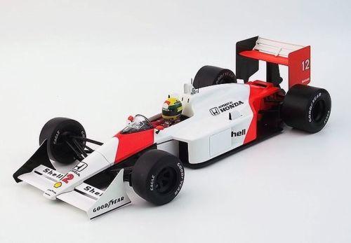 IXO Premium X 1:18 1988年日本グランプリ マクラーレン ホンダ MP4/4 アイルトン・セナ1988 McLaren Honda MP4/4 Ayrton Senna GP Japan