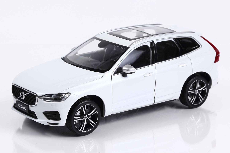 PAUDI MODEL パウディモデル 1:18 2017年モデル ボルボ XC602017 Volvo XC60 1/18 Diecast Model Car by Paudi Model EUR NEW