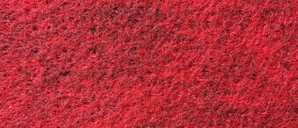 【ワタナベ工業直販】防炎パンチカーペット エンジ(CPS-701) 91cm幅x30m巻【送料無料】