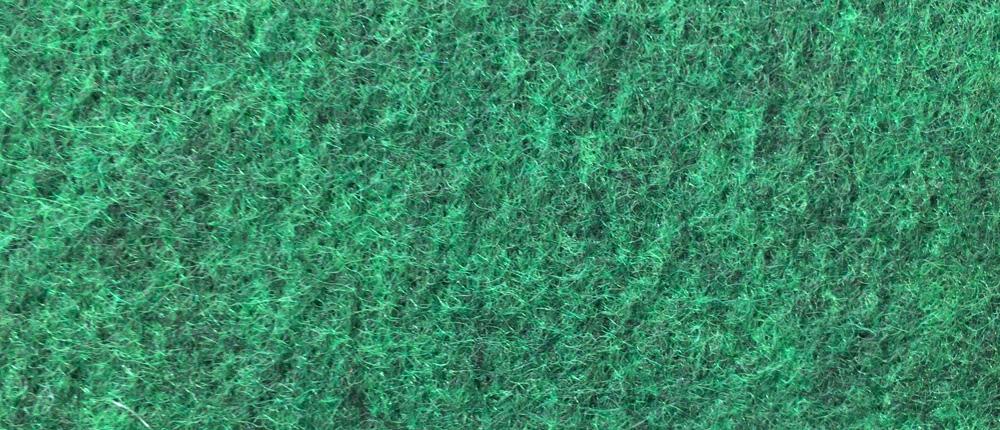 【ワタナベ工業直販】防炎パンチカーペット グリーン(CPS-703) 91cm幅x30m巻【送料無料】