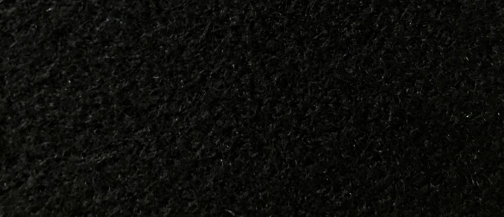 【ワタナベ工業直販】防炎パンチカーペット ブラック(CPS-718) 91cm幅x30m巻【送料無料】