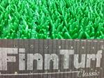 【ワタナベ工業直販】人工芝(成形芝)フィンターフFT-10-Tグリーン(芝の長さ約17mm)45cm幅x16m巻【送料無料】【ロールタイプ人工芝】