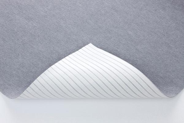 【ワタナベ工業吸着マット】ぴたマットフラットロールタイプ養生用グレー182cm幅x20m巻(KPR-305)【送料無料】