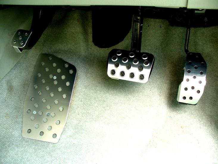 ダックスガーデン製アルミペダル トヨタ 30 前期型専用設計 プリウス パーツ アルミペダル 4点セット +KTCドライバー 新発売