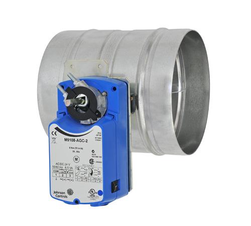 比例制御 補助スイッチ無 モーターダンパー(モーター付) 250φ MDM-RIA
